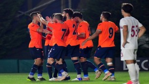 Medipol Başakşehir: 2 - Hatayspor: 2