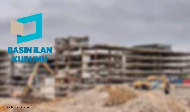Beton ya da betonarme İnşaat yıkım işi yaptırılacak