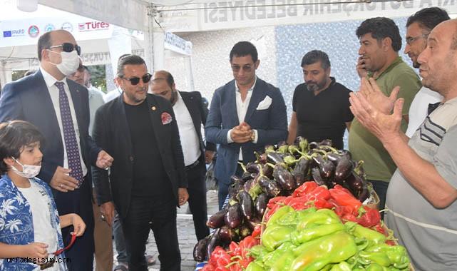 Birecik Kültür ve Lezzet Festivali başladı