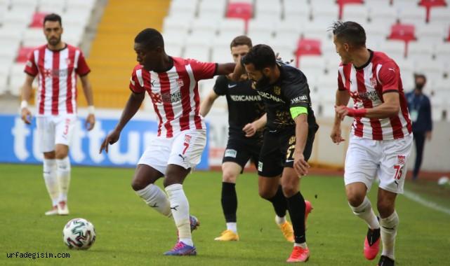 Malatyaspor - Sivasspor 9. randevuda