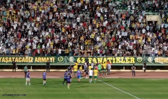 Şanlıurfaspor 3 - 2 Karacabey belediyespor