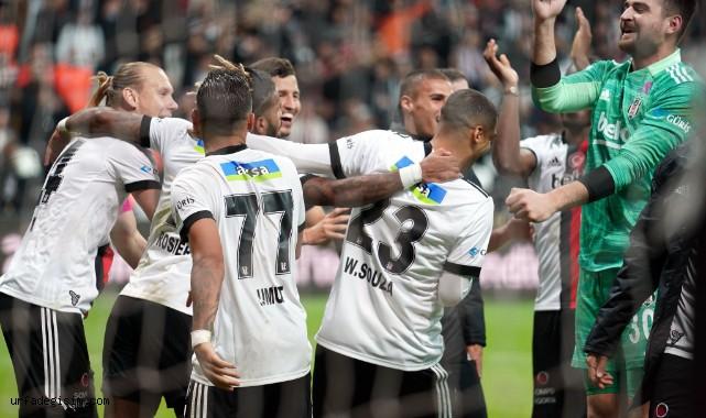 Beşiktaş, Galatasaray'a evinde yenilmiyor