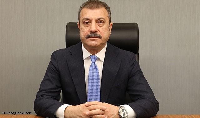 Merkez Bankası Başkanı Kavcıoğlu'ndan rezerv açıklaması