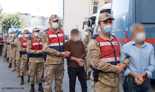 Terör finansçılarına operasyon! 98 gözaltı