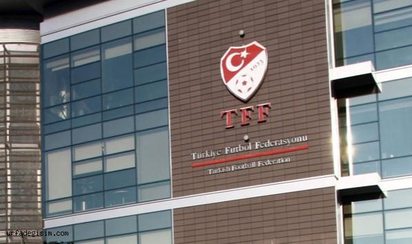 TFF'den hakem açıklaması