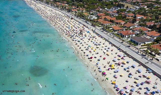 Türkiye'nin turizm geliri arttı!