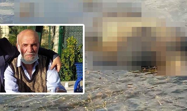 Yaşlı adamın cesedi Fırat'ta bulundu
