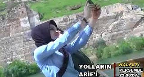 Yolların Arif'i bu hafta Halfeti'de