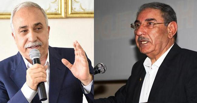 Vekil Fakıbaba ve Eyyüpoğlu'nın karşılıklı atışması