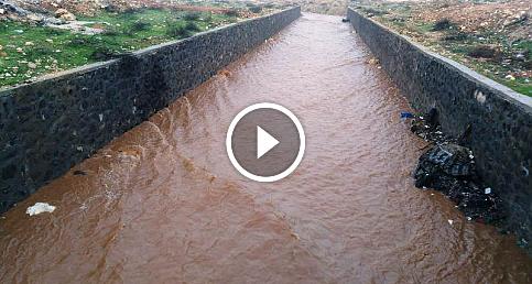 Aşırı Yağışlar Karakoyun Deresini Hareketlendirdi
