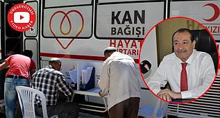 'Kan Merkezini bölge haline getireceğiz'
